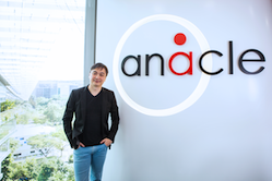 Anacle founder and chief executive Alex Lau